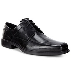 Ecco - Black 'Johhanesburg' mens formal lace up shoes