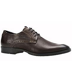 Camel Active - Dark Brown 'Keeper' mens formal shoes