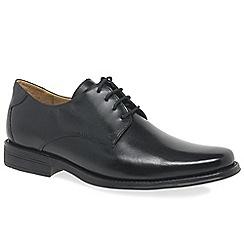 Anatomic & Co - Black 'Leme' mens formal lace up shoes