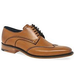 Barker - Tan 'Brooke' Mens Formal Lace Up Shoes