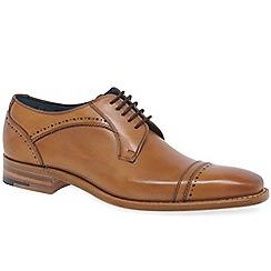 Barker - Tan 'Blake' Mens Formal Lace Up Shoes