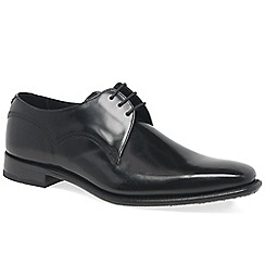 Barker - Black 'Connelly' mens formal lace up shoes