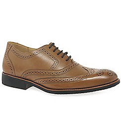 Anatomic & Co - Tan leather 'Charles' brogues
