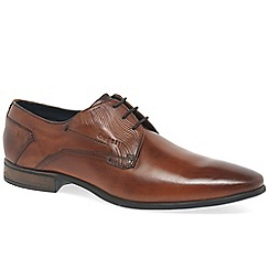Bugatti - Leather 'Jed' Mens formal lace up shoes