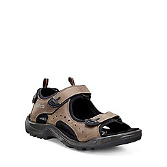 Ecco - Brown 'Trail' Mens Casual Sandals