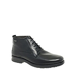 Pikolinos - Black 'Dalkey' Mens Lace Up Casual Boots