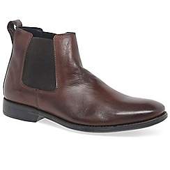 Anatomic & Co - Brown 'Chelsea' mens leather boots