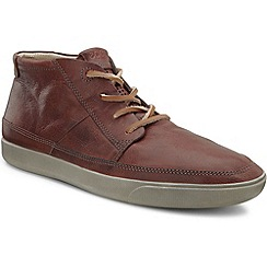 Ecco - Brown 'Gary' mens boots