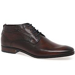 Bugatti - Brown 'Rival' Mens Formal Boots