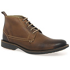 Anatomic & Co - Brown 'Pedras' mens boots