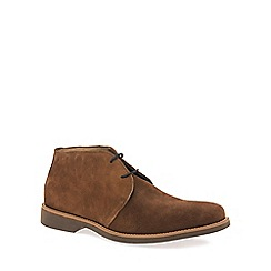 Anatomic Gel - Tan 'Colorado' Mens Ankle Boots