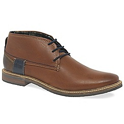 Bugatti - Tan 'Board' mens casual boots