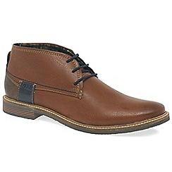Bugatti - Tan 'Board' mens casual boots