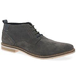 Bugatti - Brown 'Ludlow' mens casual boots