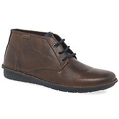 Pikolinos - Tan 'Perez' Mens Casual Boots