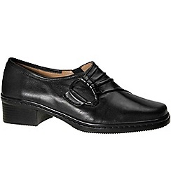 Gabor - Black Bingo Basic Casual Shoe