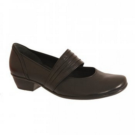 Gabor - Black Candy Ladies Mary Jane Shoe