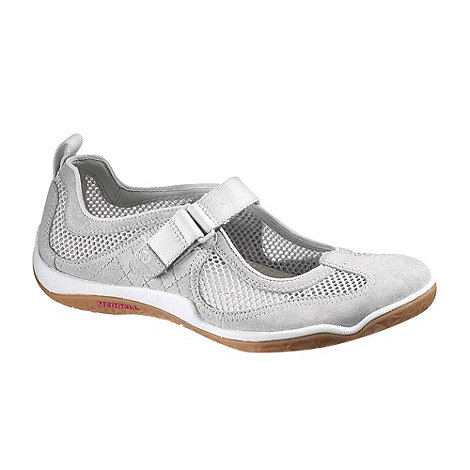 Merrell - Silver +Lorelei Emme+ Sporty Womens Casual Shoes