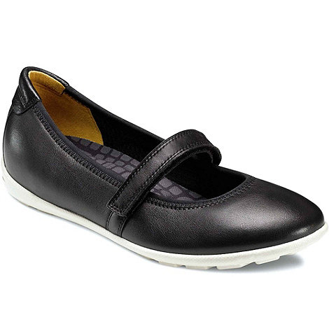 Ecco - Black impulse womens casual shoes