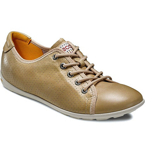 Ecco - +Fortune+ Womens Lace Up Casual Shoes