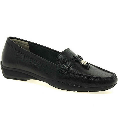 Maria Lya - Black +toggle+ womens casual shoes