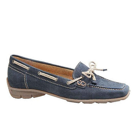Gabor - Navy +obern+ womens casual shoes