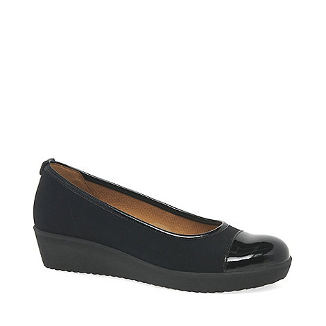 Gabor - Black 'orient' womens casual shoes