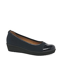 Gabor - Navy 'Orient' womens casual shoes