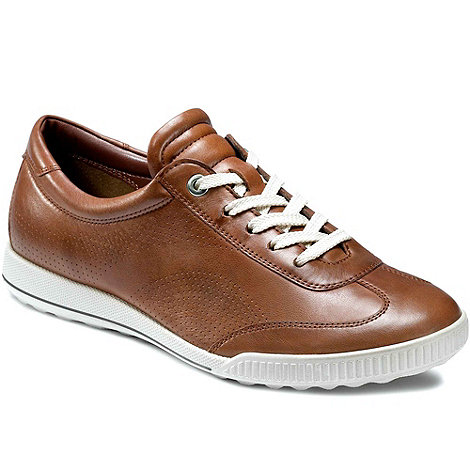 Ecco - +Fresh+ Womens Lace Up Casual Shoes