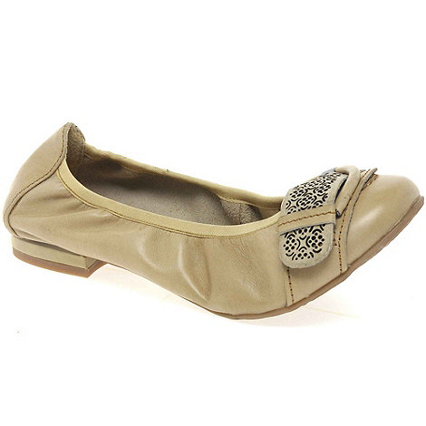 Marco Tozzi - Buckle+ womens casual shoes