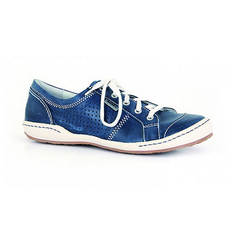 Josef Seibel - Blue caspian casual shoes
