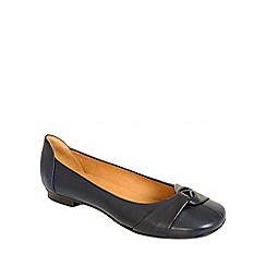 Gabor - Navy Frost Casual Shoes