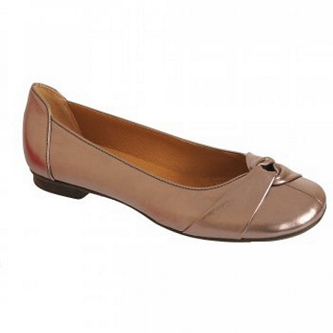 Gabor - Metallic Frost Casual Shoes