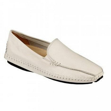 Pikolinos - White +Slide+ Ladies Driving Shoes