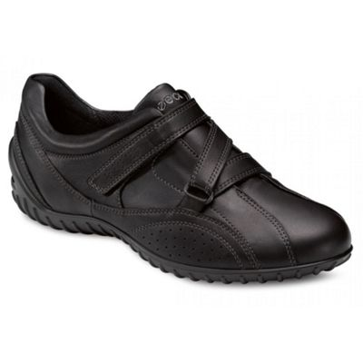 Black Ornament Casual Shoes