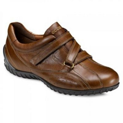 Brown Ornament Casual Shoes
