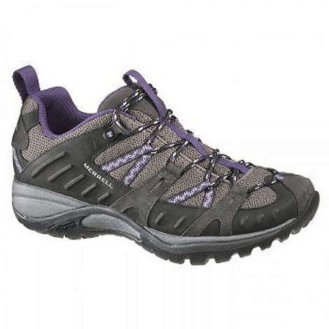Merrell - Black 'Siren Sport' Womens Outdoor Sports Shoes