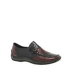 Rieker - Multi Coloured 'Cassie' Womens Casual Shoes