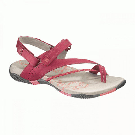 Merrell - Red +Siena+ Ladies+ Basic Sandals