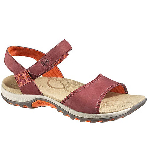 Merrell - Red Hibiscus Women+s Sandals