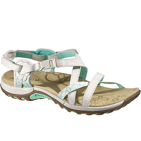 Merrell - Ivory Jacardia Women+s Casual Sandals