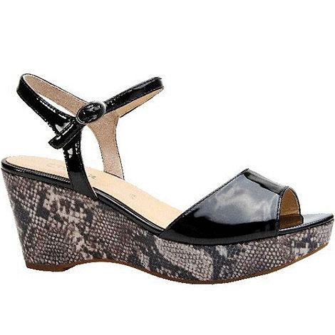Gabor - +Infinite+ Womens Wedge Heeled Sandals