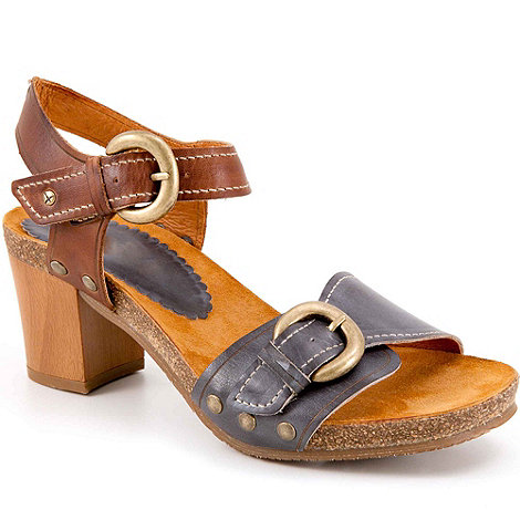 Pikolinos - Blue +prompt+ womens buckle fastening sandals
