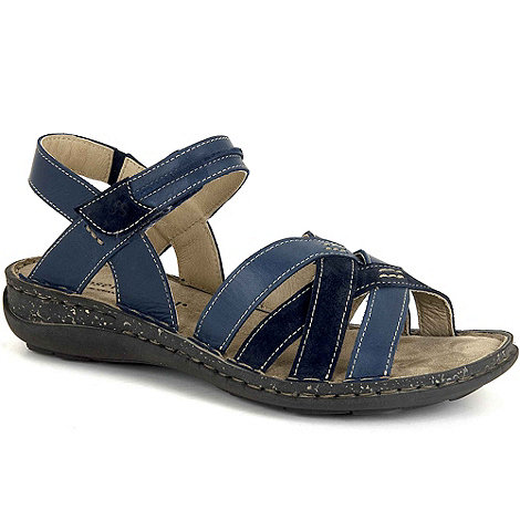 Josef Seibel - Blue Federica Womens Casual Sandals