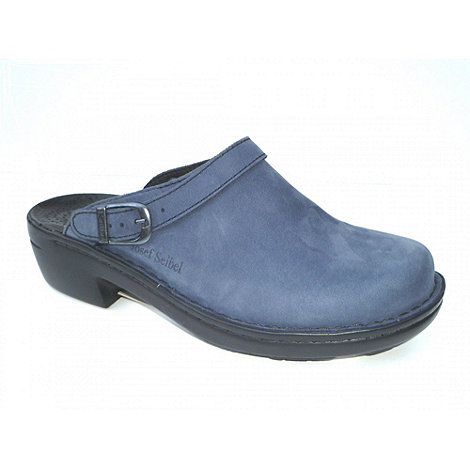 Josef Seibel - Blue Betsy Leather Mules