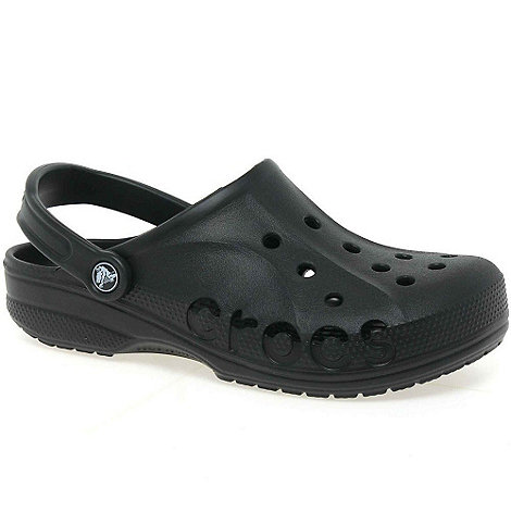 Crocs - Black +baya+ ladies mule