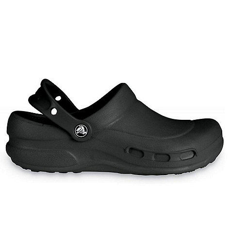 Crocs - Black 'specialist' ladies' sandal
