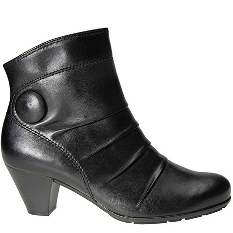 Gabor - Black Anita Ankle Boots