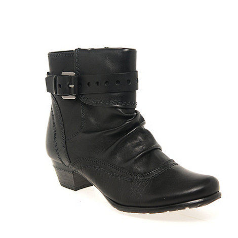 Marco Tozzi - Black +Pixel Ii+ Womens Ankle Boots