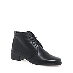Gabor - Black Elaine Ankle Boot